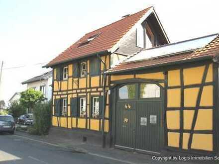 Charme alter Bautradition ** Historischer Fachwerkhof mit Pferdezucht und -haltung