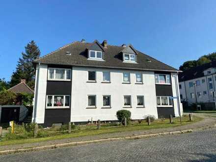 Sanierungsbedürftiges Mehrfamilienhaus mit 6 WE in der Altstadt von Bergen auf Rügen!