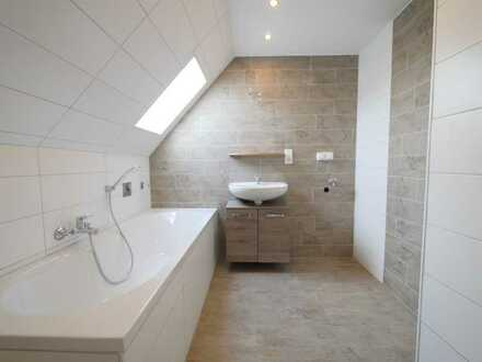 Neu modernisierte Maisonettewohnung in Töging