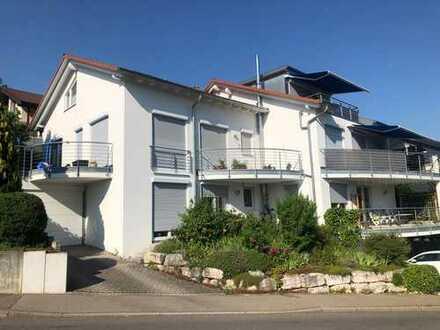 Exklusive 4-Zimmer-Maisonette-Wohnung mit hochwertiger Ausstattung, Garage & Stellplätzen