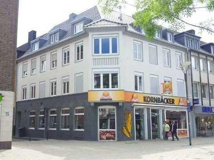 Wesel, Zentrum, Fußgängerzone, Mietwohnung, 1 Zimmer, Küche, Bad; keine Maklergebühren