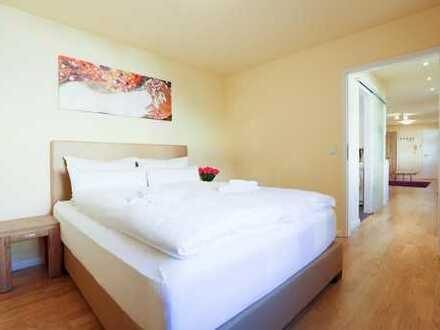 Neuwertige 2-Zimmer-Wohnung mit Balkon und EBK in Geseke