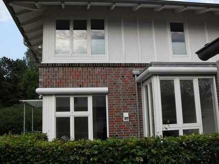 Doppelhaushälfte in Hamburg-Ohlstedt, Alstertal