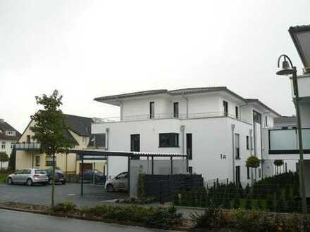 Penthouse in Toplage in Kurparknähe