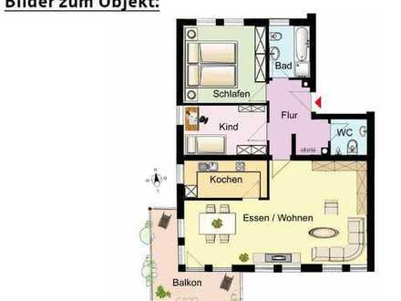Gepflegte 3 Zimmer Wohnung in Gaimersheim