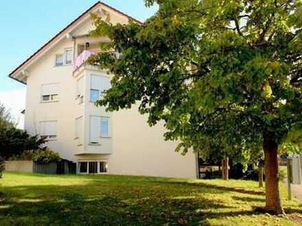 Gepfl. 4-Zi.-EG-Mietwohnung in BL-Dürrwangen im 6-Fam.-Haus in Randlage