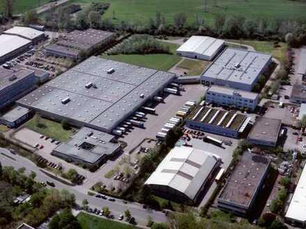 Logistikzentrum Karlsruhe