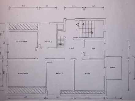 Schöne 4,5 Raum Wohnung direkt am Eickeler Park