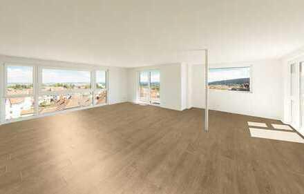 Neues, exklusives Penthouse - 2,5 - 5,5 Zimmer - Top-Aussicht - provisionsfrei