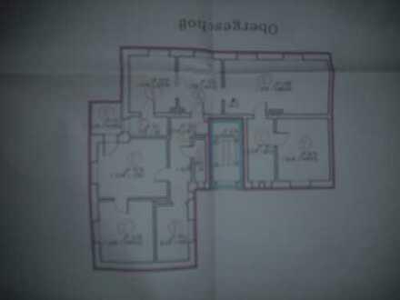 Günstige, gepflegte 5-Zimmer-Wohnung mit Balkon in Marktleuthen