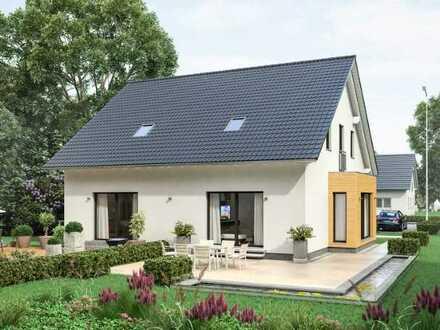 Der Traum von Eigenheim - Doppelhaushälfte mit exklusivem Grundstück - LS 09.01 S mit Keller