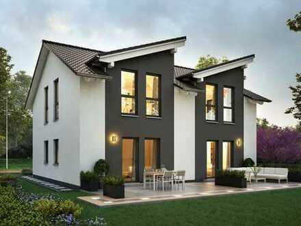 Großzügiges Doppelhaus mit großem Grundstück