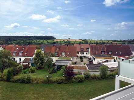Exklusive 3½-Zimmer-Penthousewohnung in Villingen - Südstadt