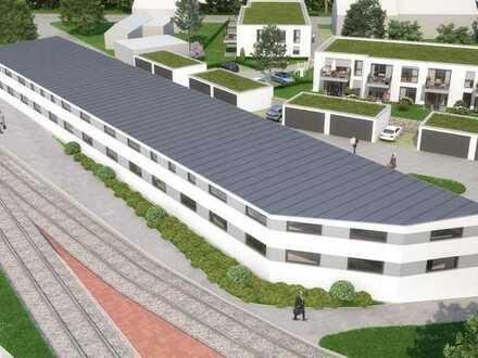 Neubau-Gewerbe (GE03) für Handel / Ausstellung / Showroom / Lager - top Lage