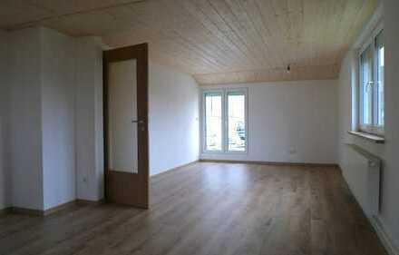 Erstbezug nach Sanierung: schöne 2-Zimmer-Wohnung mit Terrasse in Kaufbeuren- Neugablonz