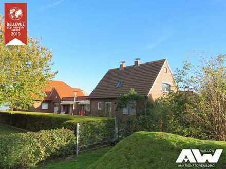 Wohnhaus mit Nebengebäuden in Top Lage von Norddeich!