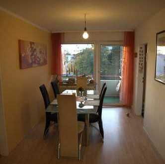 Vollständig renovierte 5,5-Zimmer-Dachgeschosswohnung mit Balkon und EBK in Rheinfelden