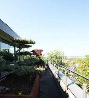 Penthouse der Superlative mit Weitblick über Bad Nauheim