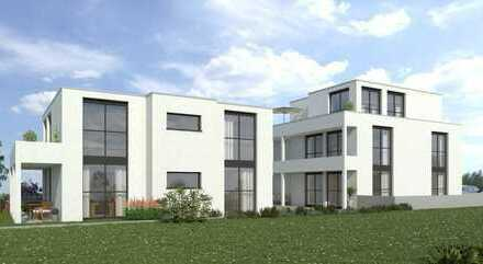 Moderne, großzügige Neubauwohnung