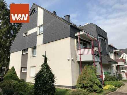 Hübsche kleine Mietwohnung mit 2 Balkonen in Wetter-Wengern, Fahrstuhl vorhanden