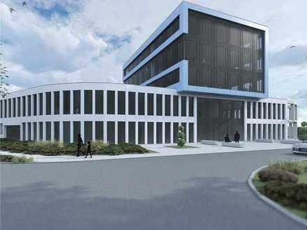 Blue Sight – change in workplace culture - Feng Shui Neubau im Science Park III