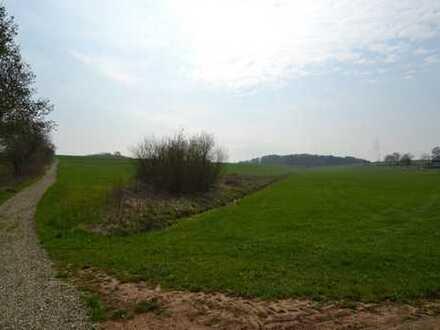 1 ha Landwirtschaftsfläche
