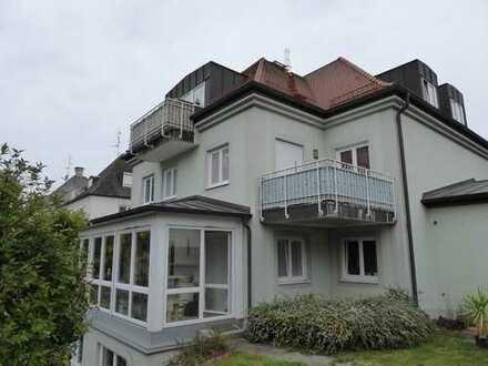 KAINZ-IMMO.DE - 4-Zimmer-EG-Wohnung mit Wintergarten zur Miete in 85435 Erding