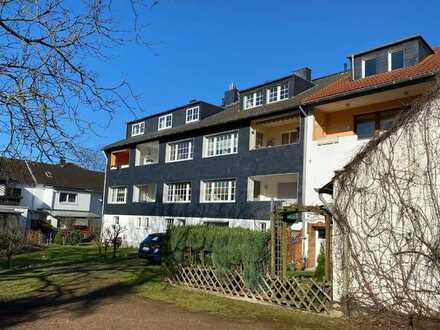 Verkauf von 2 Eigentumswohnungen im Dachgeschoss eines Mehrfamilienhauses in gefragter Lage