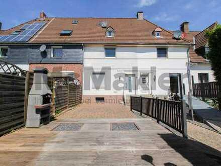 Gepflegtes Eigenheim in Dortmund-Wickede: Renoviertes RH mit Vorhof in guter Wohnlage