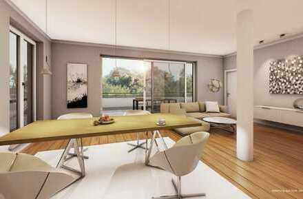 Exklusive Penthouse-Wohnung mit besonderem Flair