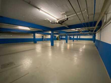 NEUE Lagerflächen im Erd- und Kellergeschoss. Lastenaufzug vorhanden