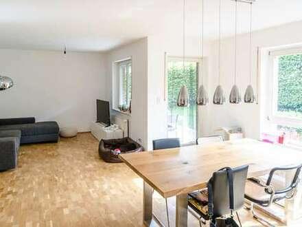 Vermietete EG Wohnung mit Garten in Bielefeld-Hoberge