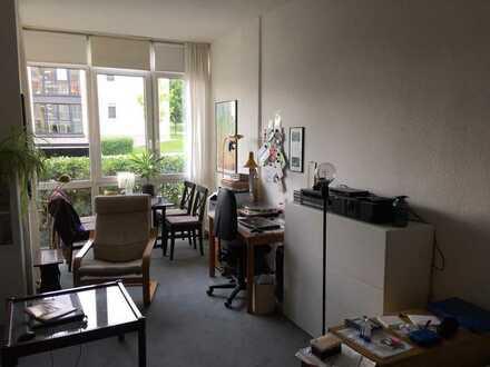 1-Zimmer-Appartement Bergstr. Dossenheim/Heidelberg - reserviert