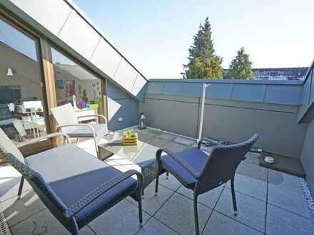 Großzügige 4-Zimmerwohnung mit 2 Balkonen und Tiefgarage