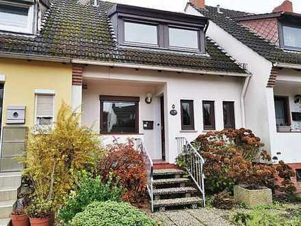 Gemütliches Reihenhaus mit Garten und großer Garage in Arbergen