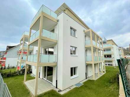 4-Zimmer Neubauwohnung mit hochwertiger EBK in Jestetten