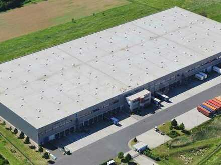 25.000 qm Logistikfläche | 38 Tore | PROVISIONSFREI | Jetzt anrufen - 069-550112