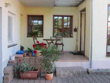 Gemütliches Fachwerkhaus mit kleinem Garten