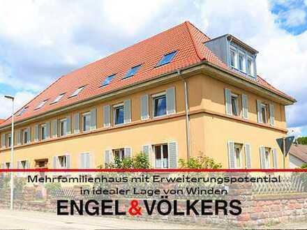 Mehrfamilienhaus mit Erweiterungspotential in idealer Lage von Winden