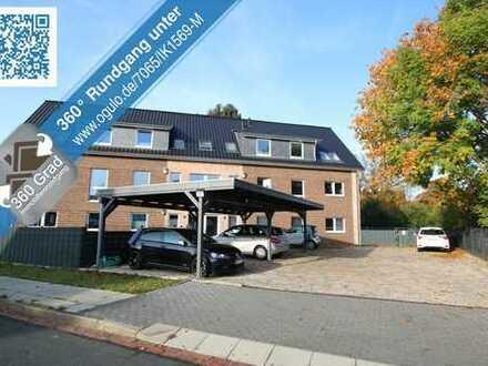 *Reserviert!* - Rotenburg: Barrierefrei! Neuwertige 4-Zimmer-Obergeschosswohnung