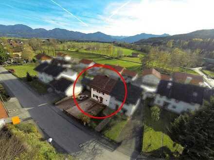 Doppelhaushälfte in Sindelsdorf zu vermieten