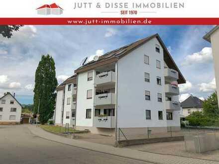 1 Zimmerwohnung mit Balkon in zentraler Wohnlage in Gaggenau - Ottenau