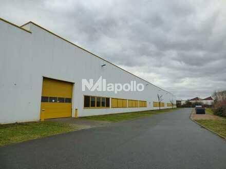bei Biebesheim   Logistikflächen ab ca. 3.300 m²   PROVISIONSFREI zu vermieten