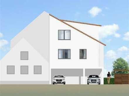 Neubau: Großzügige EG Wohnung mit Terrasse