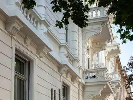 New meets old - Luxus-Grand Etage in imposanter Gründerzeitvilla von Eugen Greiß