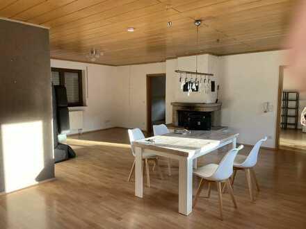 5 Zi Wohnung/130m2 in Elmstein-Appenthal, 3 SZ,Bad,Küche,Balkon,