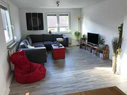 Moderne, offene und komplett renovierte 4 Zimmer Wohnung in Waiblingen Neustadt