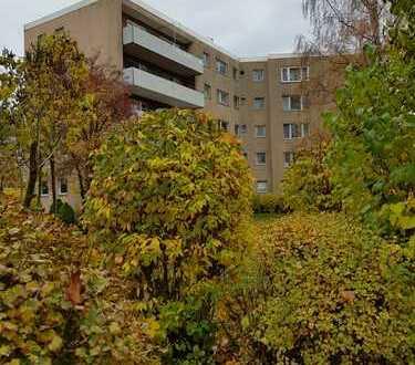 Zentrale 2-Zimmer-Wohnung mit EBK in WF zu verkaufen