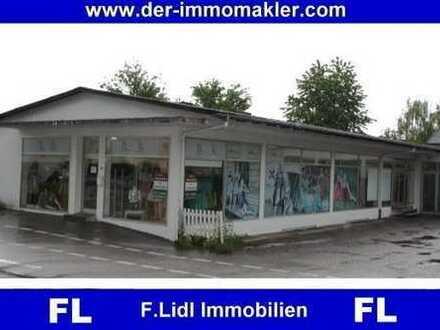*F.Lidl Immobilien* Verkaufsräume in Pocking