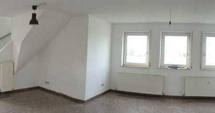 Lichtdurchflutete, gepflegte 4-Zimmer-Maisonette-Wohnung mit Balkon in 55237 Bornheim